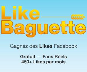 Gagnez des Likes Facebook